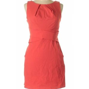 EUC Teeze Me Orange Summer Sleeveless Dress 13